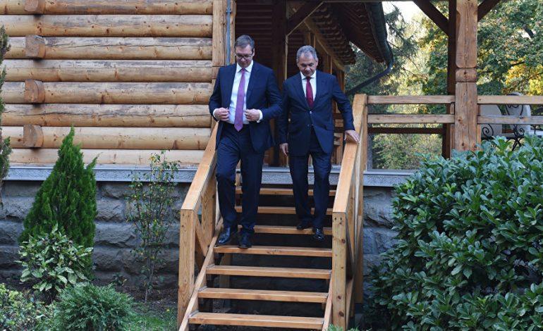 Ç'po përgatit Moska në Ballkan? Putin dërgon njeriun më të fortë të tij