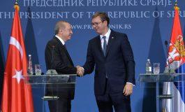 Vuçiç ndryshon historinë para Erdogan: S'jemi në vitin 1389, turqit janë miqtë tanë!