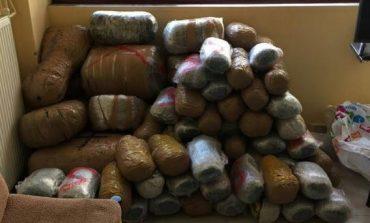Greqi/ Sekuestrohet 163 kg lëndë narkotike, arrestohet grupi shqipatro-grek