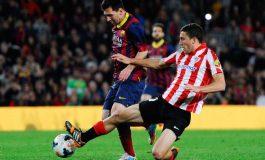 Athletic Bilbao – Barcelona, formacionet zyrtare