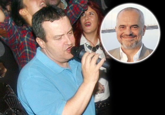 Ministri serb Daçiç: I kam kënduar edhe Edi Ramës
