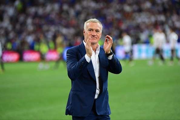 Franca rinovon me Deschamps, kontratë deri në vitin 2022