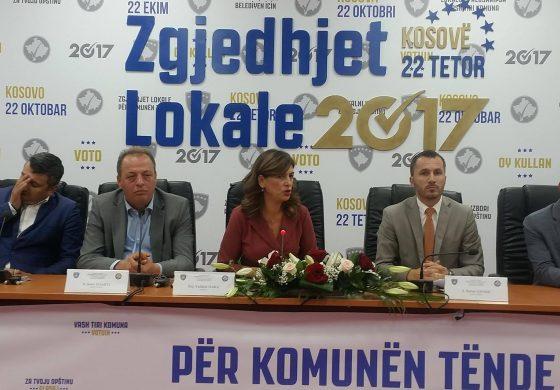 Abstenimi fiton zgjedhjet lokale në Kosovë: Votojnë vetëm 43,82%