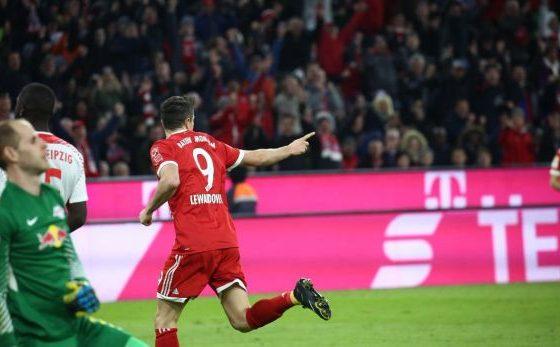 Bayern fiton pastër ndaj Leipzing, kthehet në krye të klasifikimit