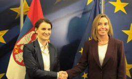 Federica Mogherin nga Beogradi: Faza e re e dialogut Kosovë-Serbi në dhjetor