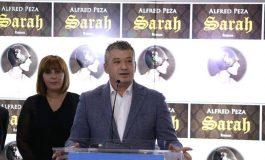 """""""SARAH""""/ Provokimi i Alfred Pezës: Një grua, një publicist dhe një mbret për të ndryshuar Shqipërinë!"""