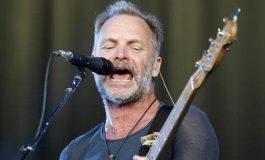 PRANE SHQIPERISE/ Sting, sonte në Shkup për turin botëror të albumit të ri