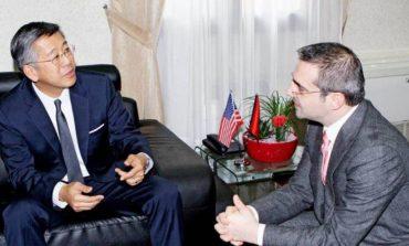 Tahiri shpërthen ndaj ambasadorit Lu: S'më duhen kritikat publike