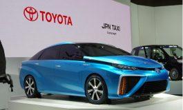 Harrojini elektriket, Toyota investon për makinat me hidrogjen