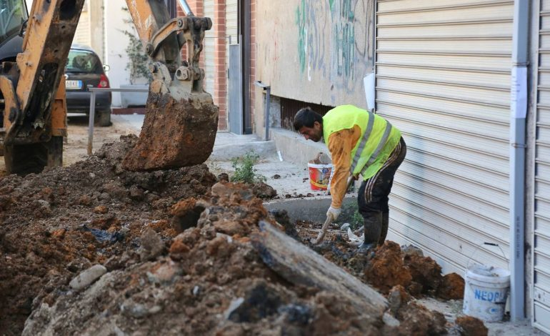Nis ndërtimi i rrjetit të kanalizimeve/ Ja zona që përfiton
