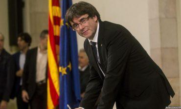 Lihen të lirë Puigdemont dhe ish-ministrat e Katalonjës