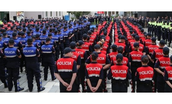 GAFA OLIMPIKE/ Policia e Tiranës arreston 3 vjeçarin, nuk do ta besoni pse...
