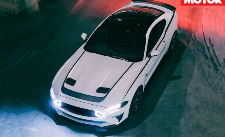 Ford Mustang RTR me 700 kuajfuqi