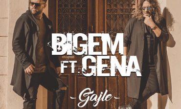 """VIDEO/ Këngëtarët Bigem e Gena bashkojnë forcat për hitin e ri """"Gajle"""""""