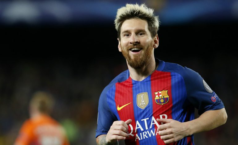 Messi, 600 ndeshje me Barçën