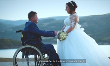 Florenci pësoi aksident një muaj para dasmës, por Suela i tregoi çfarë është dashuria