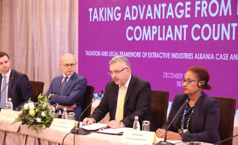 EITI organizon për herë të parë Konferencë Ndërkombëtare për industrinë nxjerrëse