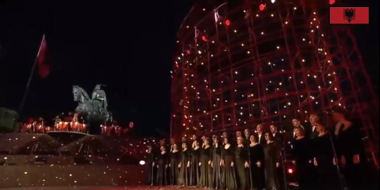 FANTASTIKE/ Ja si e këndojnë himni shqiptar artistët më në zë të vendit (Video)