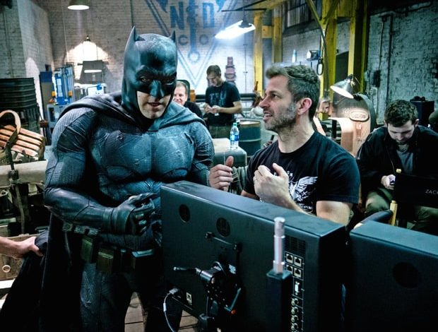 Ndërtoni një shpinë si të Batman, ky është sekreti