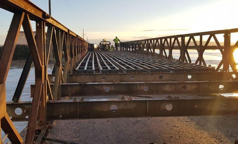 FOTO/ Gati ura në Darzezë, por alarmi i përmbytjeve nuk ka mbaruar. Ja çfarë thotë...