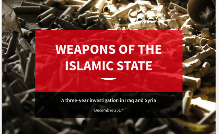 A ka furnizuar Shqipëria ISIS? Çfarë thotë raporti britanik për armët e përdorura