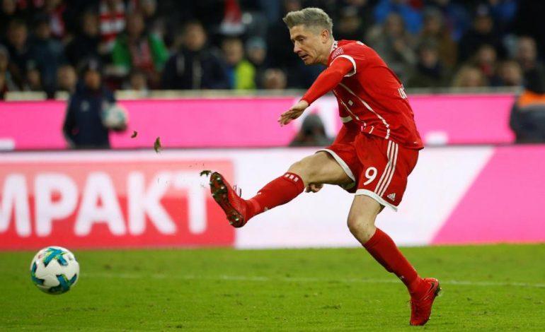 """""""TËRMET 7 BALLË"""" NË BUNDESLIGA/ Bayern luan tenis me Bochum, Lewandowski shkruan historinë"""