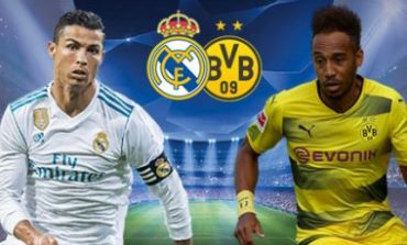 CHAMPIONS LEAUGE/ Formacionet zyrtare: Real Madrid- Borussia Dortmund