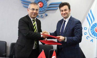 Firmoset marrëveshja e bashkëpunimit mes Autoritetit Civil shqiptar dhe atij turk