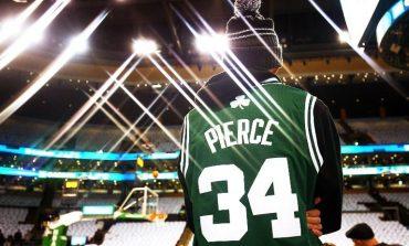 NBA/ Boston Celtics tërheq fanellën me nr.34 të Paul Pierce