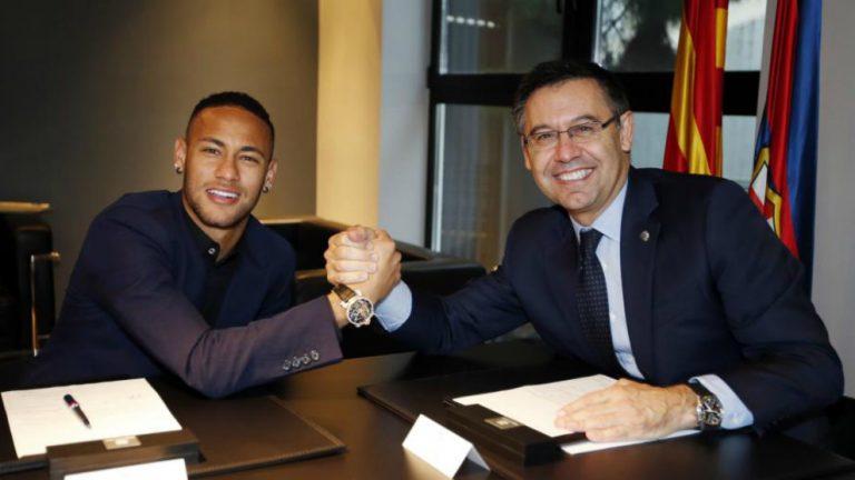 Polemikat me Neymar, FIFA mban anën e Barcelonës