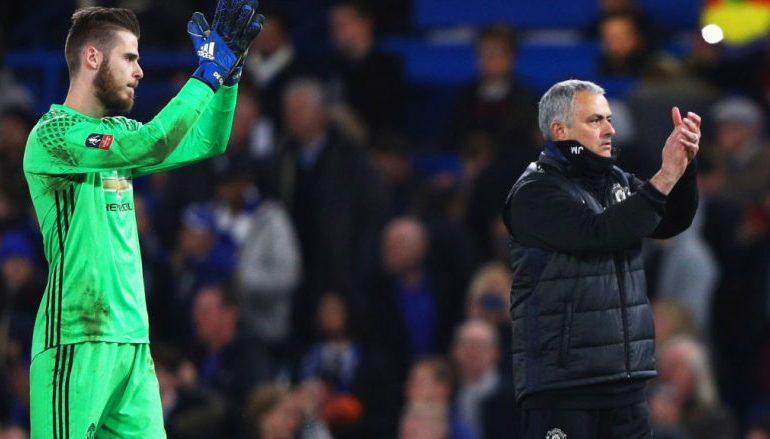 Manchester United, Mourinho: Nuk ka asnjë kuptim ta shesim De Gean