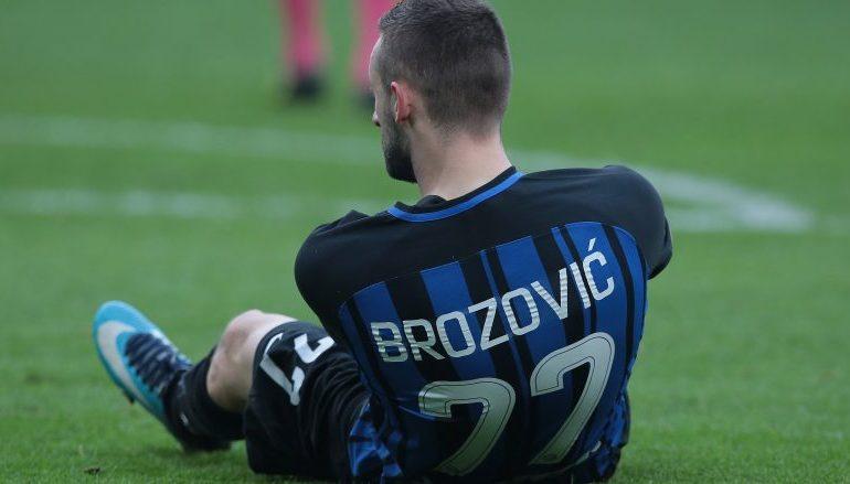 Tensionet me tifozët, Brozovic do të dënohet nga Interi