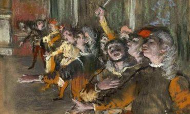 U zhduk 3 muaj më parë, rigjendet një tablo e Degas në një autobus në Francë
