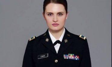Njihuni me Yllkën, shqiptaren e bukur, oficere e ushtrisë amerikane në NATO