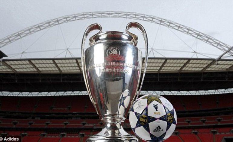 FOTO/ Ky është topi me të cilin do të luhet faza e rëndësishme e Champions League