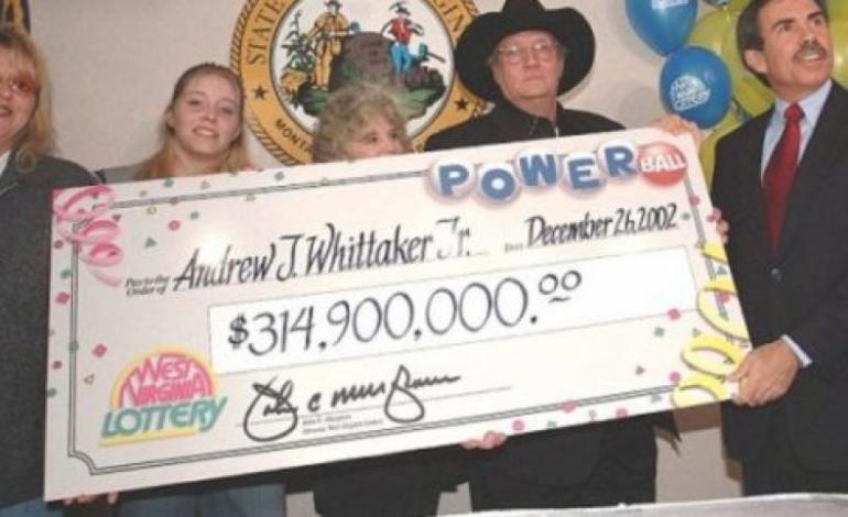Bileta e mallkuar! Fitoi 315 milionë dollarë në llotari, por më pas …(FOTO)