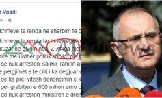 Petrit Vasili nuk i di MBIEMRIN kryetarit së LSI në Elbasan...?! (FOTO)