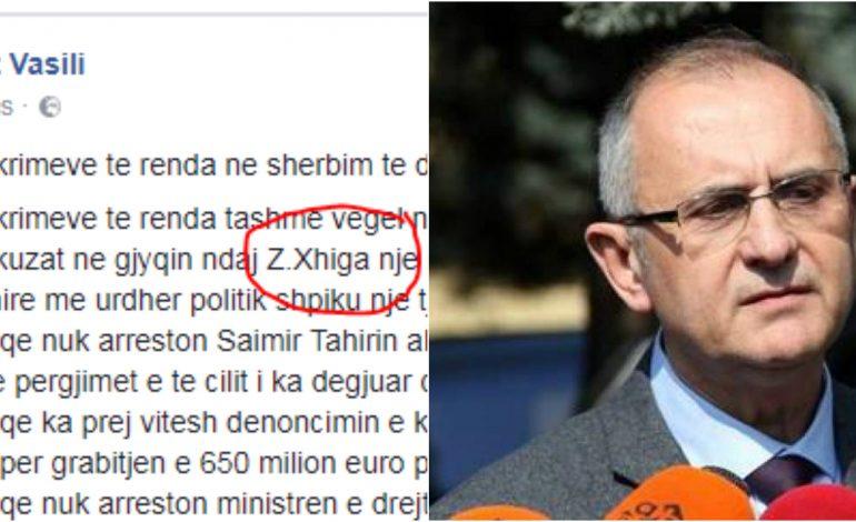 Petrit Vasili nuk i di MBIEMRIN kryetarit së LSI në Elbasan…?! (FOTO)