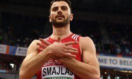 Atletika shqiptare merr një tjetër medalje ari, Izmir Smajlaj kampion ballkani