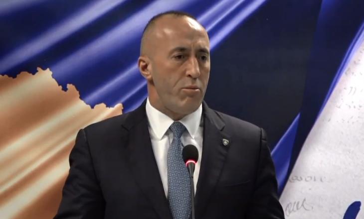 Haradinaj konfirmon marrëveshjen me LDK-në për demarkacionin