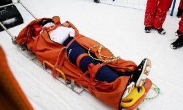 VIDEO/ Ankth në lojërat Olimpike Dimërore, sportisti japonez pëson një përplasje horror