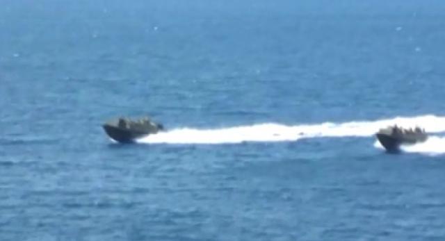 """""""SOS"""" në det, si u shpëtua peshkarexha me 4 vetë afër Llamanit"""
