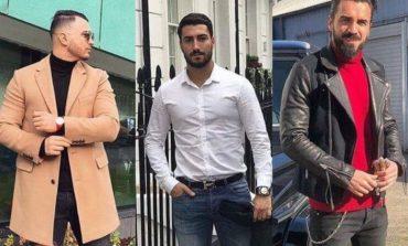 Pse vetëm femrat, ne kemi dhe meshkuj të famshëm shqiptarë që ndjekin modën... (FOTO)