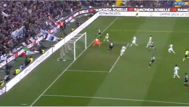 VIDEO/ Udinese barazon rezultatin, Milan me 10 lojtarë