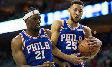VIDEO/ Kosh spektakolar në NBA, ja se çfarë bëjnë dy basketbollistët