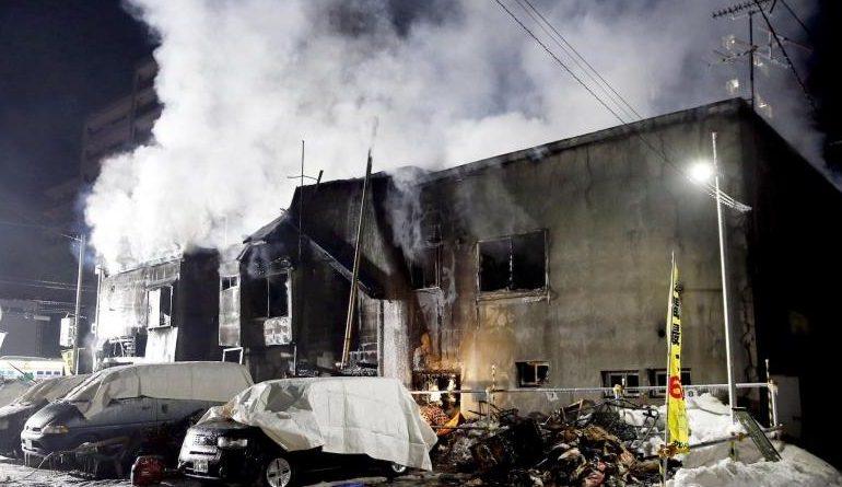 Zjarr në azilin e pleqve, 11 viktima në Japoni