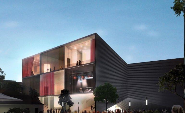 PROJEKTI/ Si do të duket Teatri i ri Kombëtar (FOTOT)