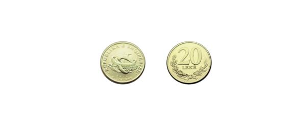 Banka e Shqipërisë hedh në treg monedhën e re, ja ndryshimet