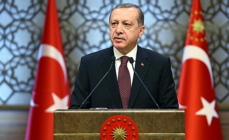 """Erdogan: 3400 terroristë janë neutralizuar që nga fillimi i operacionit """"Dega e Ullirit"""""""