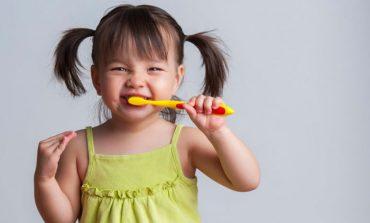 Cila është mosha e duhur kur fëmijët duhet të fillojnë të njohin furçën dhe të lajnë dhëmbët